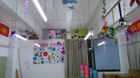幼儿课室环境布置图片